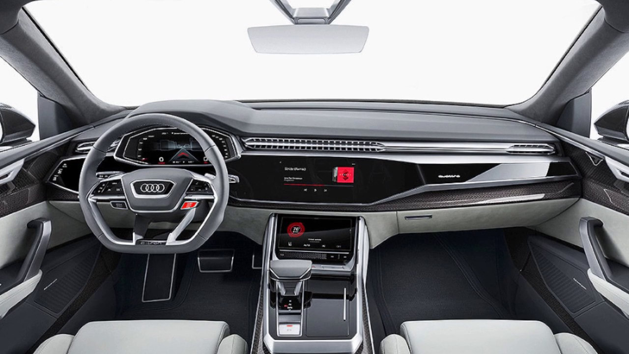The New 2018 Audi A8